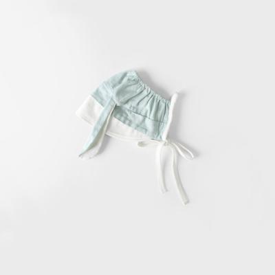[메르베] 리본토끼 아기모자/보넷/비니_여름용