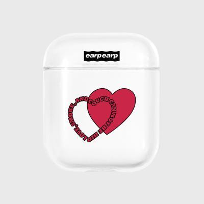 Love Love Love-clear(Air pods)