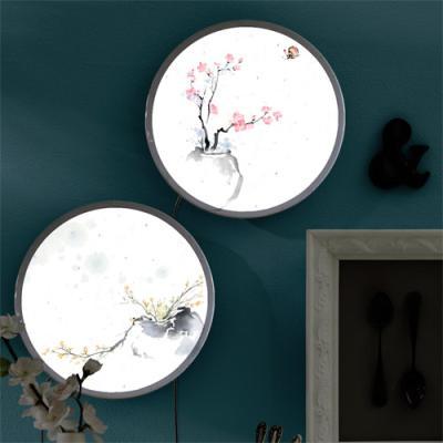 nh415-LED액자25R_아름다운꽃과화병포인트조명