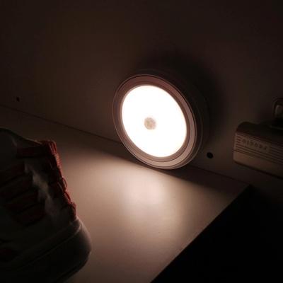 어반 LED 요요 무선 센서등 7000 (전구색등)