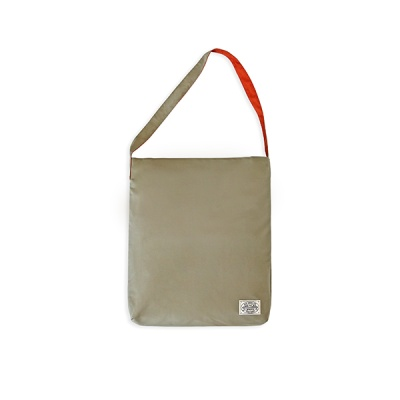 Reversible two way bag_Oatmeal