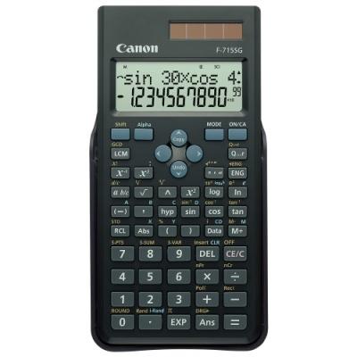 [캐논] 캐논공학용계산기 F-715SG 블랙 [개/1] 401199