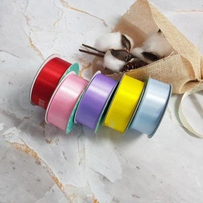 기프트리본스타폴리 25mm (색상랜덤) 선물 포장재료
