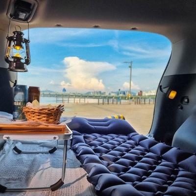피넛 휴대용 차박 피크닉 캠핑 차량용 에어매트