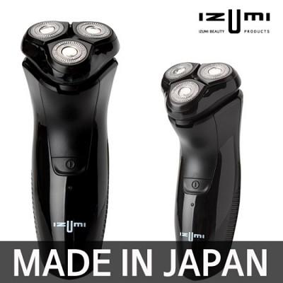 이즈미 Lipix7 완전 방수 3중날 전기 면도기 IKR-2100