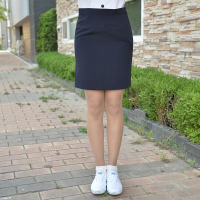 [하복]스판 네이비 교복치마 교복 스커트