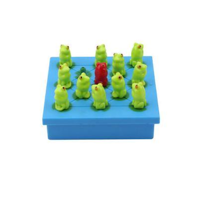 맥킨더에듀 보드게임 스마트 개구리 퍼즐