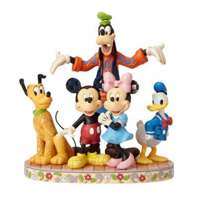 디즈니 구피와 친구들 피규어 28cm_E4056752