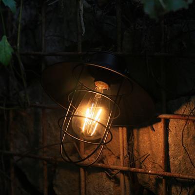 [RN]레트로 태양열 LED 랜턴 캠핑 무드등 감성