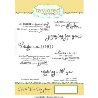 스탬프 - shade tree scripture