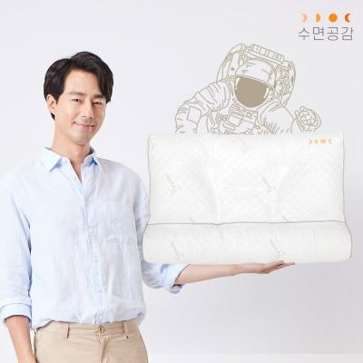 수면공감 우유베개알파(신소재 프리미엄 경추베개)1EA