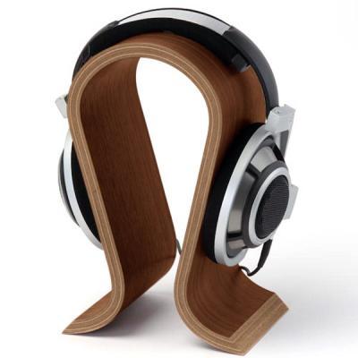 원목재질 헤드폰 변형방지 스탠드 OMEGA