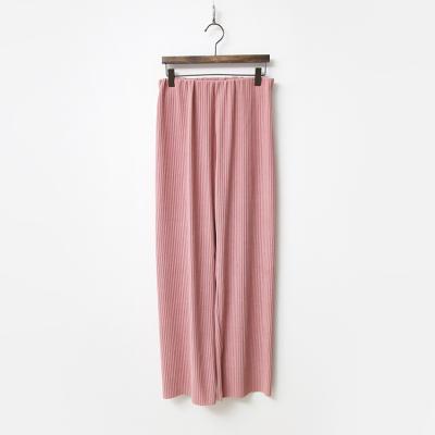 Corduroy Easy Wide Pants