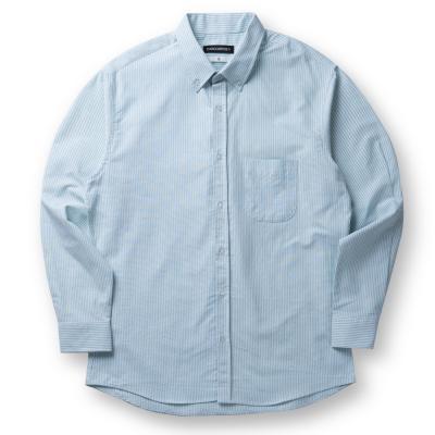CB 오버핏 옥스포드 셔츠 (민트)