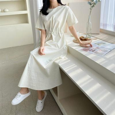 Nylon String Long Dress