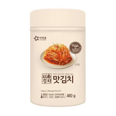 [아워홈] 이남김치 맛김치(460g 용기형)