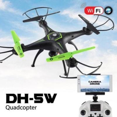 [대호] DH-5W 와이파이 드론 무선조종 쿼드콥터/RC