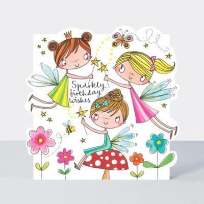 빛나는 생일 요정 소원 카드 [CLOUD71]