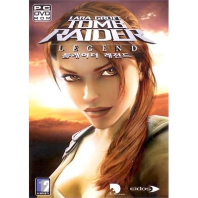 (PC-DVD) 툼레이더 레전드 스팀 에디션