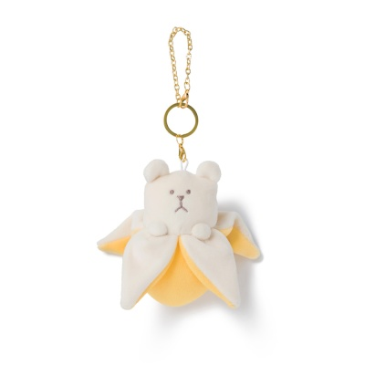 크래프트홀릭 BANANA SLOTH KEY RING