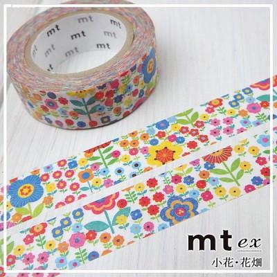 폭15mm-일본 mt 디자인 마스킹테이프 와문 series-들꽃 hd109-101