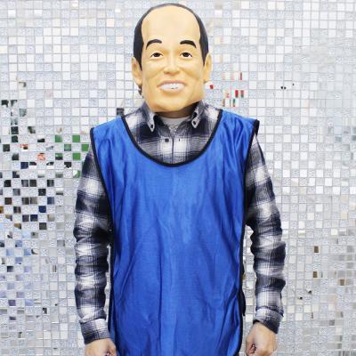 응원용 팀티셔츠 조끼 (블루)