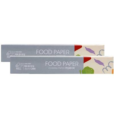가족을 위한 Cooking Paper Foil 30cmX20m 낱개1개