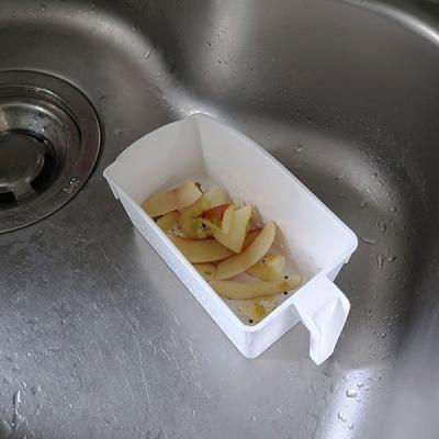 물빠짐 음식물 쓰레기통 홀더 2color