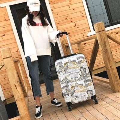 출장 학생 여행용 20형 기내용 PC+ABS 여행하드캐리어