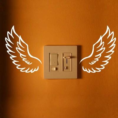 미니레터링 - Wings(주의 날개아래)