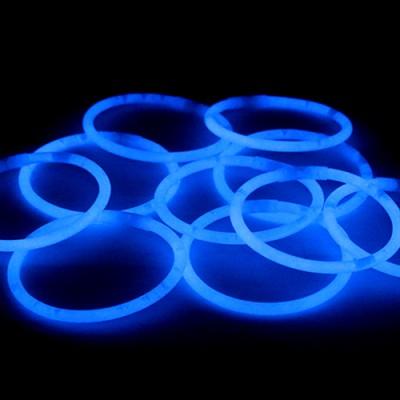 야광팔찌10개입-블루