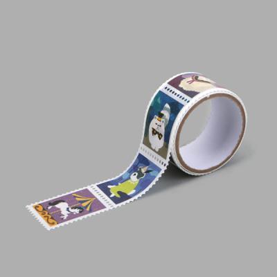 마스킹테이프 : stamp - 11 Wonderland