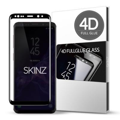 스킨즈 갤럭시S9 4D 풀글루 강화유리 필름 (1장)