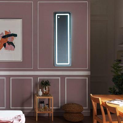 [Ldlab] 시크릿 LED 터치 사각 벽걸이 전신 거울