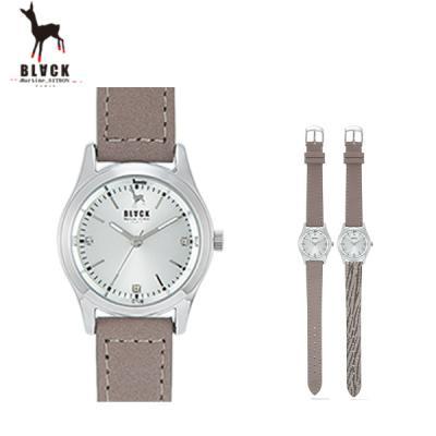 [블랙마틴싯봉] 여성 가죽 손목시계 BKL1650L