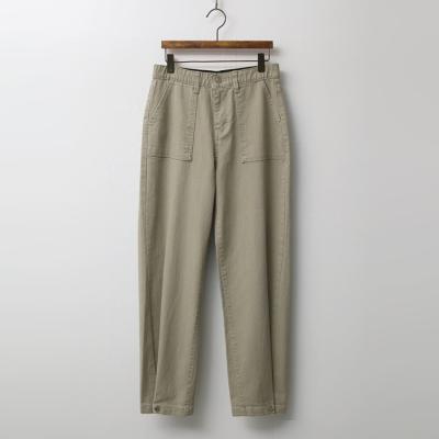 Button Boyfit Pants