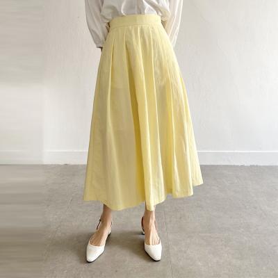 Paris Nylon Full Long Skirt