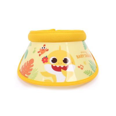 핑크퐁 아기상어 썸머 썬캡