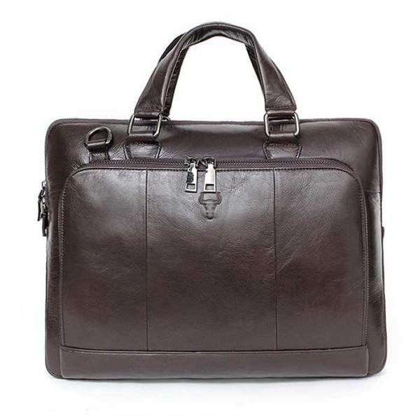 Modern 가죽 briefcase 37x27cm 2color CH1715002
