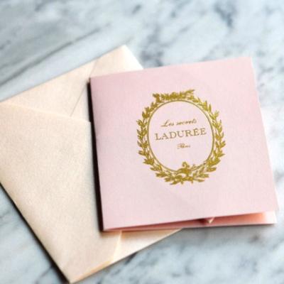 Laduree 카드 LDR-GC4