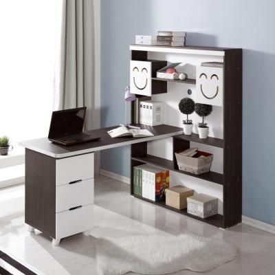 [히트디자인] 스마일 1500 서랍형 책상+스마일 도어
