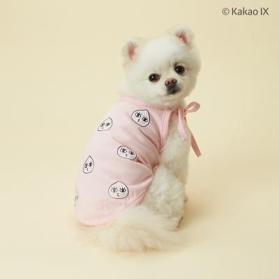 카카오프렌즈 댕댕이 미니나시 강아지옷