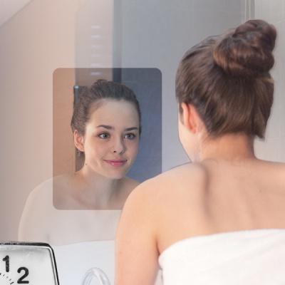 욕실 거울 김서림 방지 필름 안티포크필름