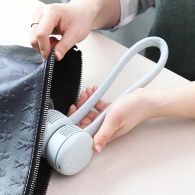 단순생활 넥밴드 휴대용 선풍기