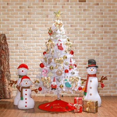 산타나라 180cm 산타선물 화이트트리 풀세트 0360-646