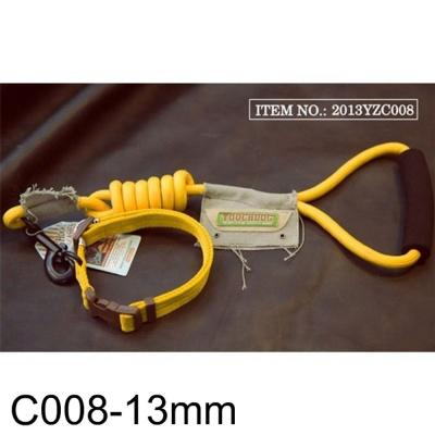강아지 목줄시리즈 터치독 목줄세트 C008 - 13mm