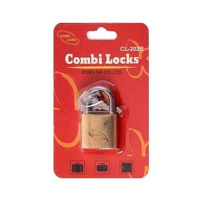 콤비락)자물쇠(CL 202B)