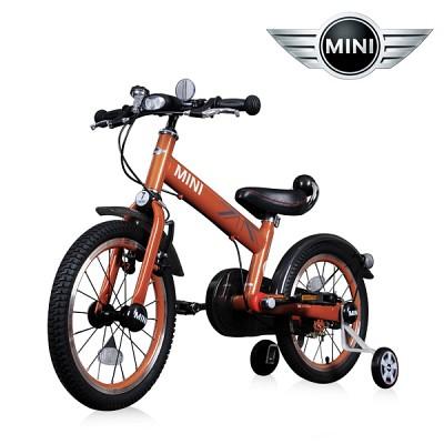 [팜앤펀] BMW/MINI BIKE-볼케이노오렌지_16인치 유아자전거