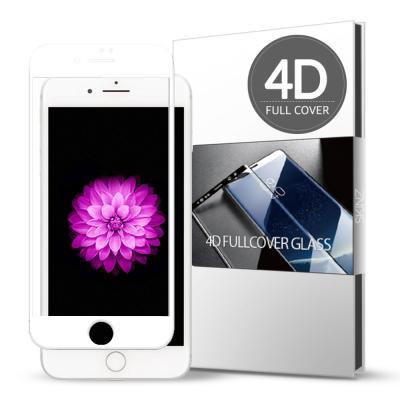 스킨즈 아이폰6S 4D 풀커버 강화유리 필름 (1장)