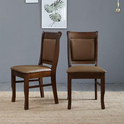 [리비니아][무료배송]마니치_ 모카브라운 의자 1+1